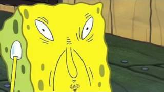 getlinkyoutube.com-Spongebob Uses Too Much Sauce For 10 Minutes