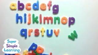 getlinkyoutube.com-ABC Song | Super Simple Songs