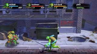 TMNT: Turtles in Time Re-Shelled - CO-OP Playthrough (Part 1)
