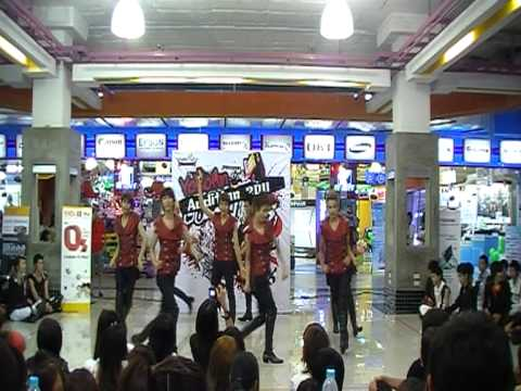 110501 Yokoan Dance Battle - Audition - After School ::  Next School