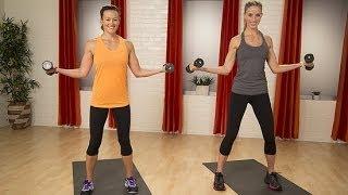 getlinkyoutube.com-5-Minute Sexy, Sculpted Arm Workout | POPSUGAR Training Club