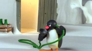 getlinkyoutube.com-Pingu: Slipping and Sliding - Clip