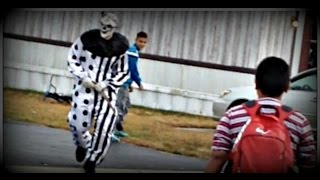 getlinkyoutube.com-KILLER CLOWNS AT SCHOOL! (Code red lockdown)