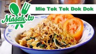 getlinkyoutube.com-Mie Goreng Tek tek dok dok a.k.a Tekdok | Resep #228