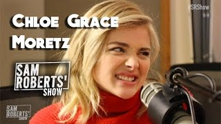 getlinkyoutube.com-Chloe Grace Moretz - Guns, Speeding Tickets, Dating, etc - #SRShow