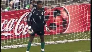 2005 (June 25) Holland 1- Nigeria 1 (Under 20 World Cup) (Part 2)