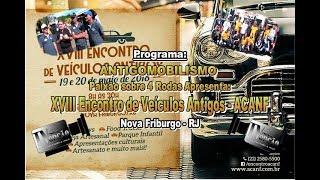 XVIII Encontro de Nova Friburgo-RJ