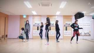 getlinkyoutube.com-Apink 에이핑크 'LUV' 안무 연습 영상 (Choreography Practice Video)