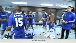getlinkyoutube.com-Chelsea 2012 FA Cup Celebrations (changing room)