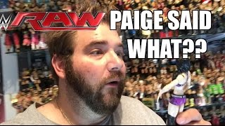 getlinkyoutube.com-WWE RAW REACTIONS: Paige Controversy! Roman Reigns! 11/16/15 Results and Review