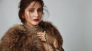 Anushka Sharma plays muse to Sabyasachi for ELLE