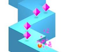 getlinkyoutube.com-Zigzag - AMAZING HIGH SCORE! | iOS HD Gameplay 2015