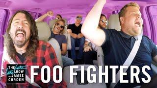 Foo Fighters Carpool Karaoke