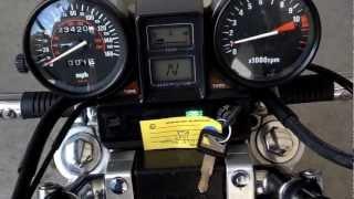 getlinkyoutube.com-1983 Honda V65 Magna VF1100C Sport Cruiser / V4 Motorcycle (1100 cc) Fastest Production Bike in 83'