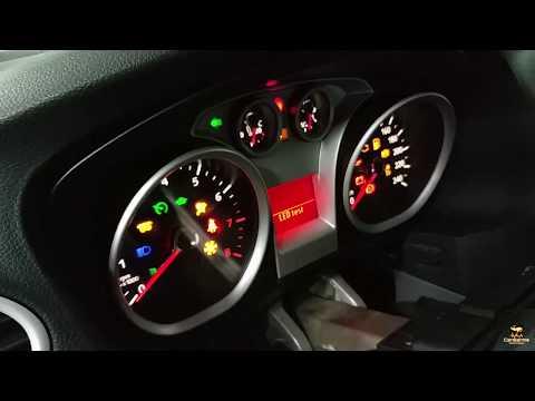 Ремонт панели приборов Ford Focus 2 restyle