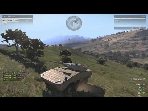 Gameplay Arma 3 Wasteland #3