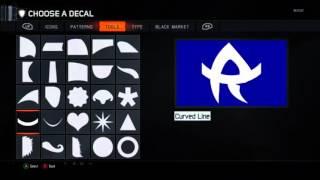 getlinkyoutube.com-FaZe Rain Logo: Call of Duty Black Ops 3 Emblem Tutorial