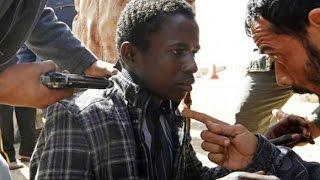 getlinkyoutube.com-Saudi Arabs Are Still Selling Castrated Black Slaves TODAY