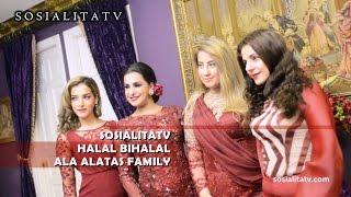 Halal Bihalal Tasya Farasya Family    SOSIALITATV.COM