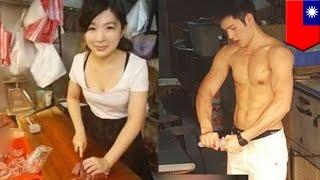 getlinkyoutube.com-Mga pinaka-sexy na food vendors sa Taiwan: Sino, este, ano ang gusto niyong kainin? - TomoNews
