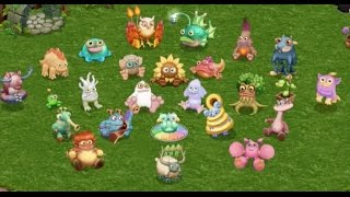 getlinkyoutube.com-My Singing Monsters: Dawn Of Fire - Continent (8th Update)