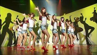 getlinkyoutube.com-【TVPP】SNSD - Genie, 소녀시대 - 소원을 말해봐 @ Show Music Core Live