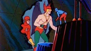getlinkyoutube.com-1967 Justice League of America - #1
