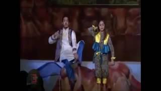 getlinkyoutube.com-مقطع حلا الترك في مسرحية محبوبة يعني هندي
