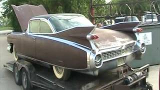 getlinkyoutube.com-59 caddy  barn find