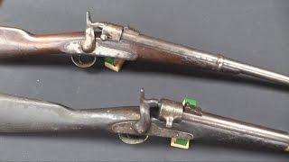 getlinkyoutube.com-Joslyn M1862 and M1864 Carbines at RIA
