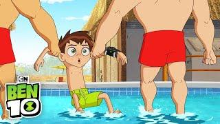 Ben 10 | Splash Jail | Cartoon Network