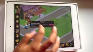 getlinkyoutube.com-Truco para obtener rosquillas en juego los Simpson Springfield