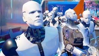 Black Ops 3: NUKETOWN EASTER EGG! Mannequin Zombies Event (Nuk3town Zombies Easter Egg Tutorial)