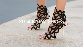 Shoes at New York Fashion Week | Style Spotting