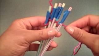 getlinkyoutube.com-Straw Weaving  The Handwork Studio