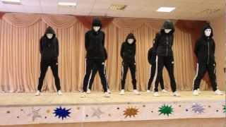 Танцы школа №3