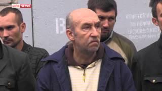 getlinkyoutube.com-Военнопленные из батальона «Донбасс» попросили прощения у жителей ДНР