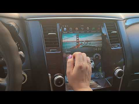 Магнитола для Nissan Patrol QX56