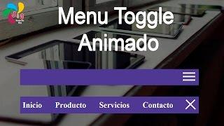 getlinkyoutube.com-Menu toggle animado con HTML(Jade), CSS y Javascript