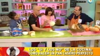 getlinkyoutube.com-Los sí y los no del pan casero