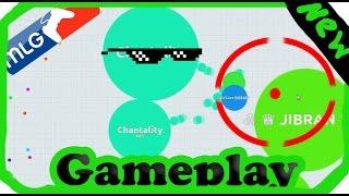 getlinkyoutube.com-Agar.io // Ultimate Gameplay 14k SOLO