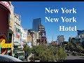 New York New York Hotel Las Vegas, Walk through May 2017