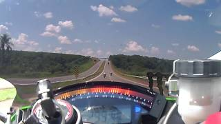 getlinkyoutube.com-BMW S1000RR 2014 vs Kawasaki ZX10R 2012