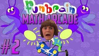 getlinkyoutube.com-Evil Fireflies! | FunBrain: Math Arcade w/ FACECAM - PART 2