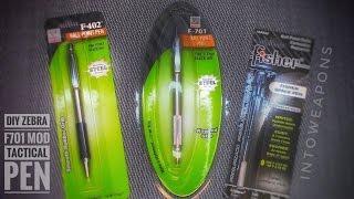 getlinkyoutube.com-Zebra F-701 & F-402 Space Pen Modification