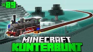 getlinkyoutube.com-ECHTER BAHNHOF im DORF?! - Minecraft Kunterbunt #89 [Deutsch/HD]