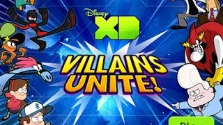 getlinkyoutube.com-Disney - Villan Unite ( AB - All Boss )
