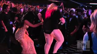 "getlinkyoutube.com-Wendy Williams Shames Nicki Minaj For Calling Miley Cyrus A ""B*tch"" At The VMAs - HipHollywood.com"