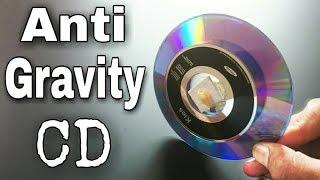 getlinkyoutube.com-How To Make Anti Gravity CD Wheel!