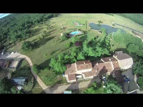 Beautiful HD FPV - Welcome to Domaine du Planet